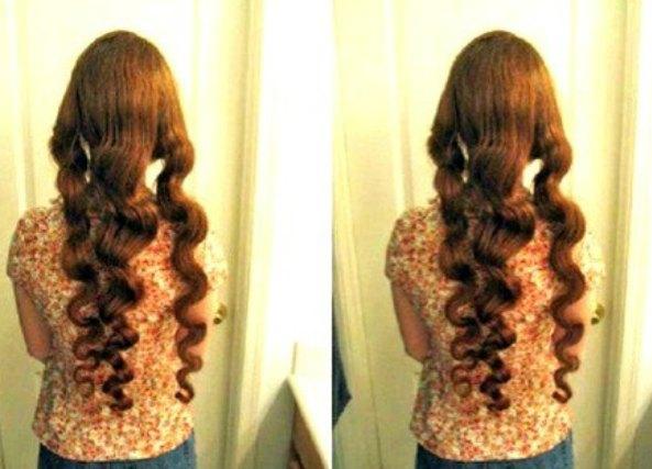 rulos, tela, costura, belleza, cabello, hair, bigudís