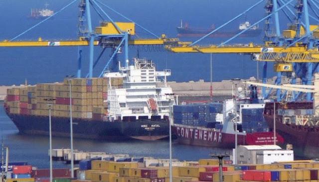 اعتراض أكثر من 2.3 طن من الشيرا في ميناء الدار البيضاء