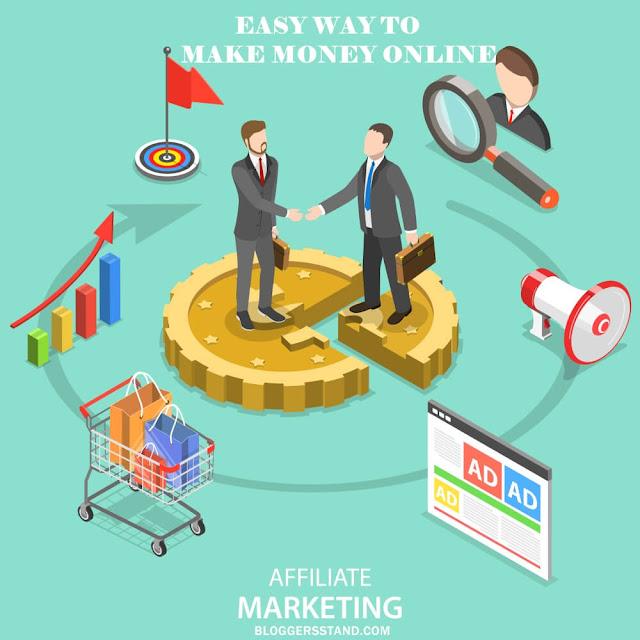 Affiliate Marketing - Easy Way to Make Money Online $6000