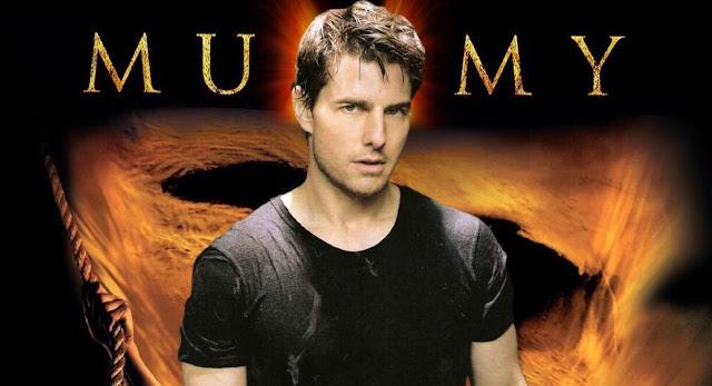 Tom Cruise The Mummy Trailer