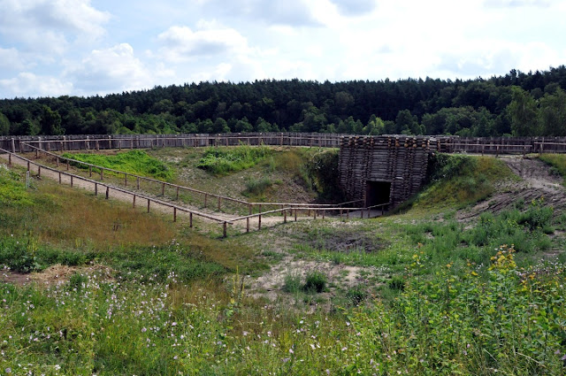 Gross Raden - słowiańskie grodzisko i świątynia