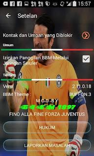 BBM MOD BUFFON V2.11.0.18