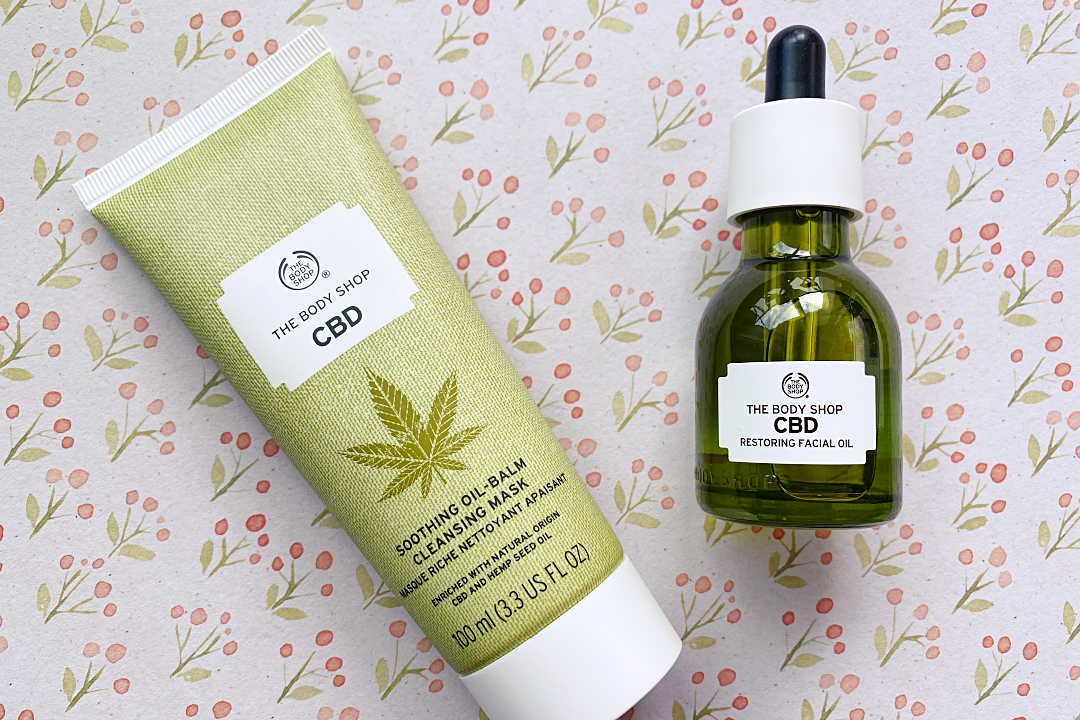 the body shop cbd
