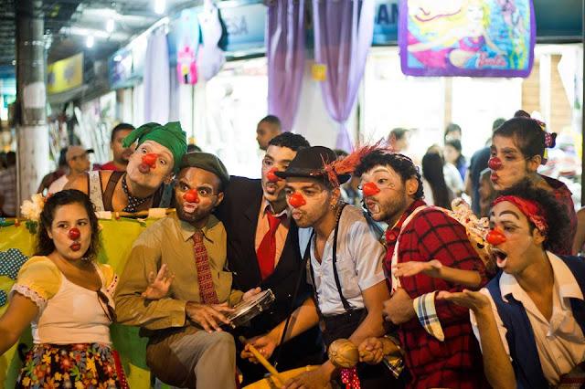 Grande encontro entre artistas populares e palhaços em Duque de Caxias - entrada gratuita