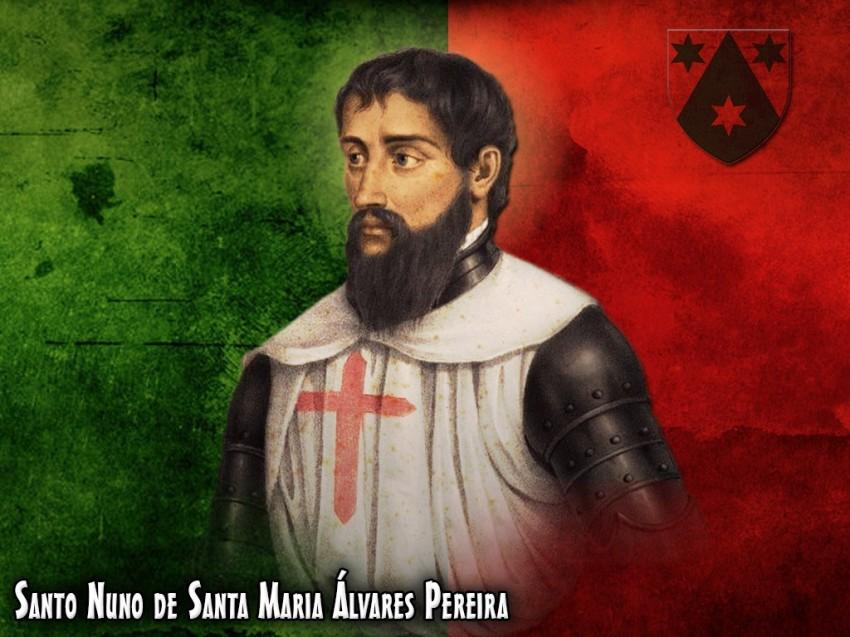 Santo Nuno de Santa Maria Álvares Pereira