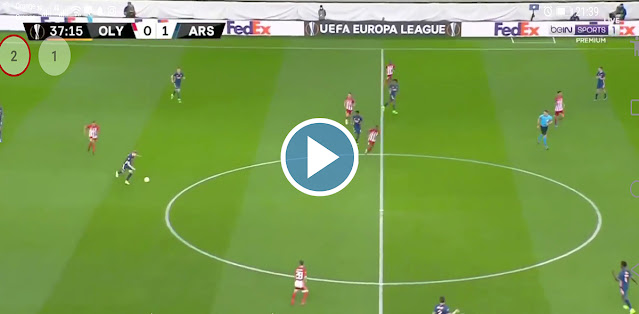 Olympiacos vs Arsenal Live Score