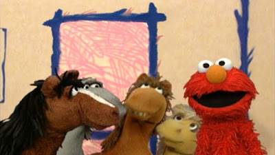 Sesame Street Elmo's World All About Animals