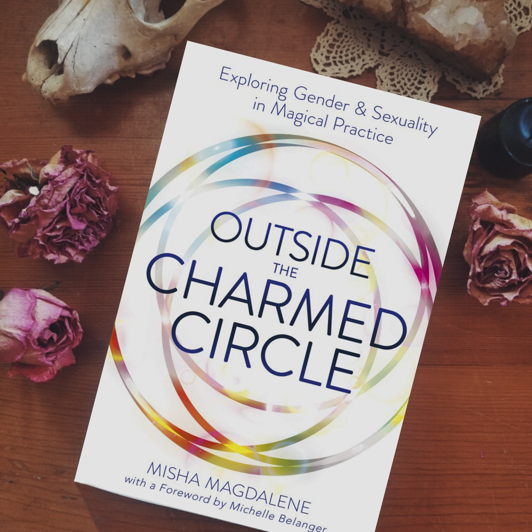 Outside the Charmed Circle, book review, witch, witchcraft, gender studies, sexuality, pagan
