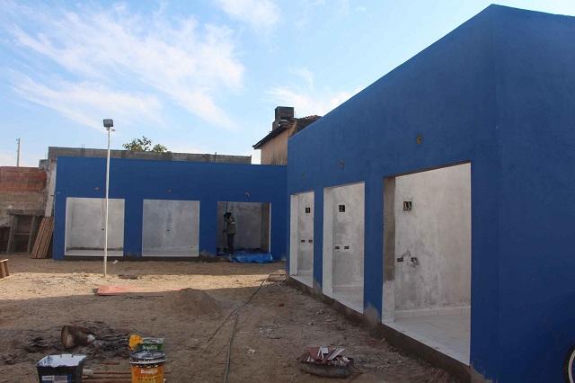 fase final, Vila do Artesanato da Ilha terá 37 boxes, paisagismo, iluminação , cobertura externa