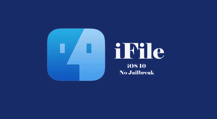 Here's how to download and install iFile without jailbreak on iPhone or iPad in iOS 10.3.2, 10.3.1, 10.2.1, 10.2, 10.1.1 & 10. iFile is a complete file manager for iPhone