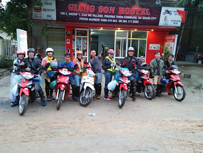 Cửa hàng cho thuê xe máy Giang Sơn, km 3, Cầu Mè, Hà Giang