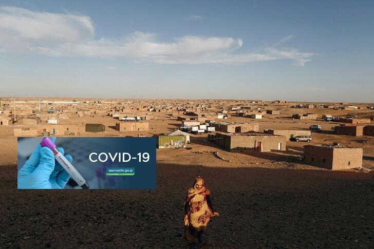 En los campamentos saharauis no se ha registrado ningún caso de la ...