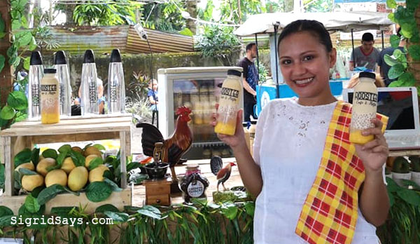 Kaon Ta Silay Food Festival - Silay City - Negros Occidental - Balay Negrense - Silay Museum - Silay Heritage Tour - Balay Negrense Development Corporation - Bacolod blogger - Bacolod food blogger - Bacolod City - Silay City Mayor Mark Golez - Silay City Tourism - Rooster Cafe mango sago