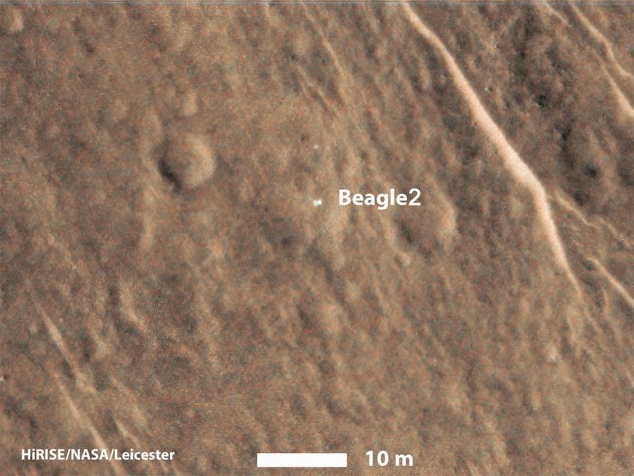 sonda Beagle 2