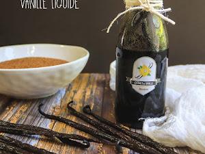 Extrait de vanille liquide maison (avec ou sans alcool)