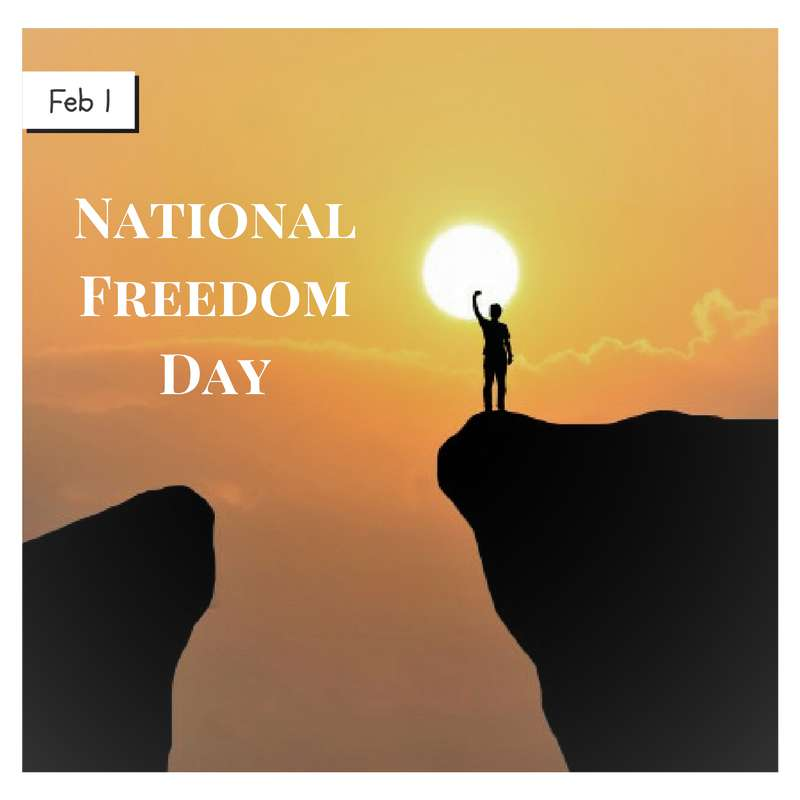 National Freedom Day Wishes Sweet Images