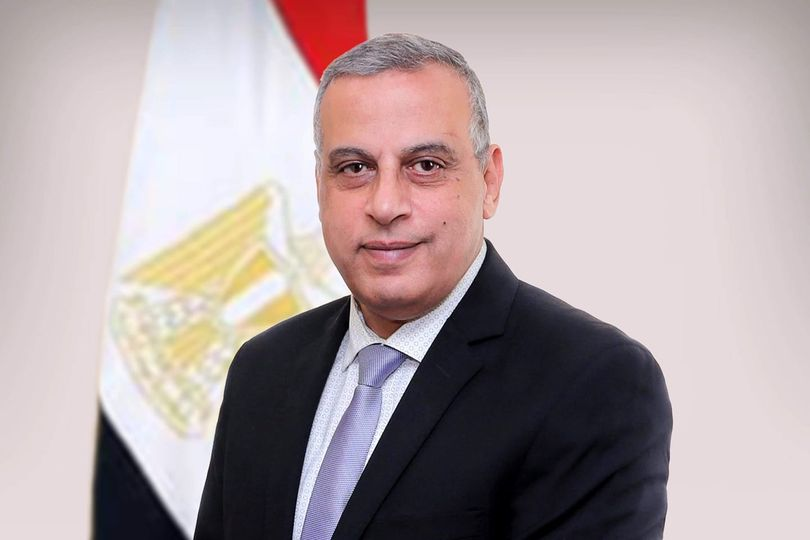محافظ سوهاج يهنئ الشعب المصري وأبناء سوهاج بالعام الميلادي الجديد