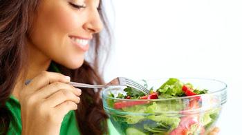 Es el momento de comer más saludable