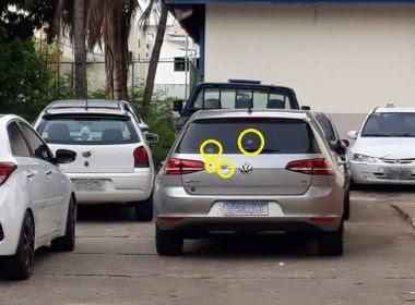 Um ex-vereador e advogado foi alvo de um atentado na noite desta quarta-feira (5) em Brumado, no Sertão Produtivo, sudoeste baiano. Até o começo da manhã desta quinta-feira (6) os acusados não tinham sido localizados. Segundo informações da 20ª Coorpin [Coordenação de Polícia do Interior], José Weliton do Nascimento estava a bordo do carro dele em um semáforo do centro da cidade quando foi abordado por dois homens encapuzados que estavam em uma motocicleta.  A vítima avançou o sinal na tentativa de fugir dos criminosos, mas teve o carro alvejado por cinco tiros, quatro no fundo e um na lateral esquerda. O fato ocorreu por volta das 20h. Após atingirem o veículo, os atiradores fugiram. José Weliton registrou queixa na 20ª Coorpin e na seccional da Ordem dos Advogados do Brasil, seção Bahia (OAB-BA), local. A autoria e a motivação do atentado ainda são investigadas. (Bahia Notícias)