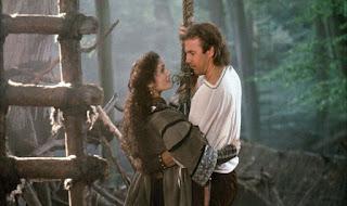 Dunia Sinema Robin Hood : Prince of Thieves Robin dan Marian