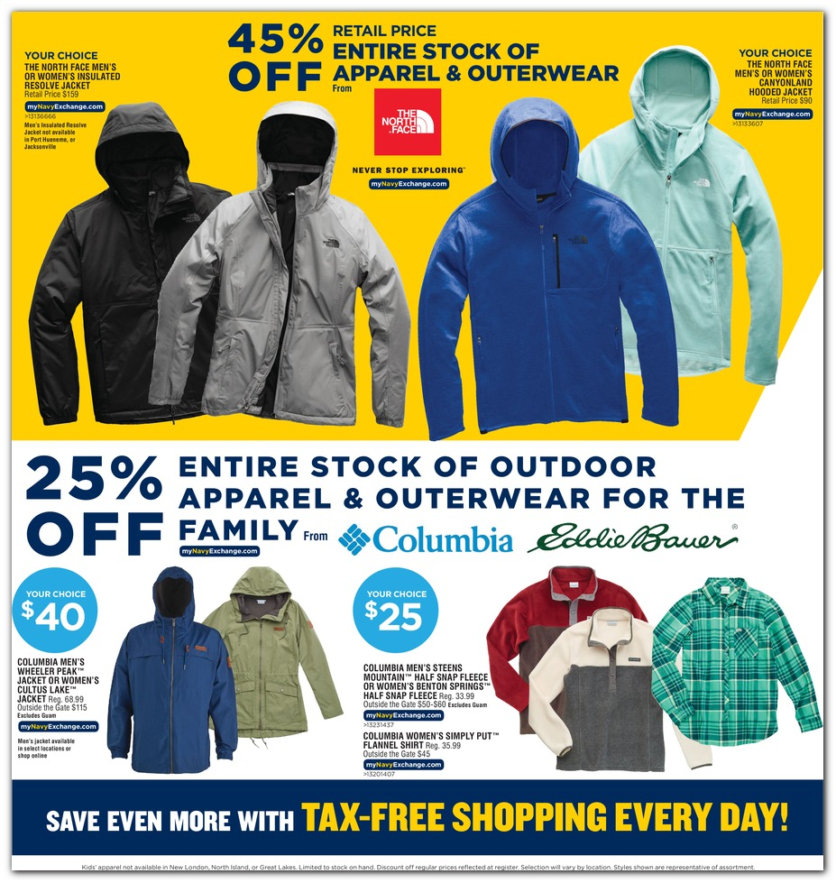 Navy Exchange Black Friday 2019 page 47