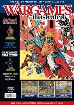 Wargames Illustrated 357, July 2017