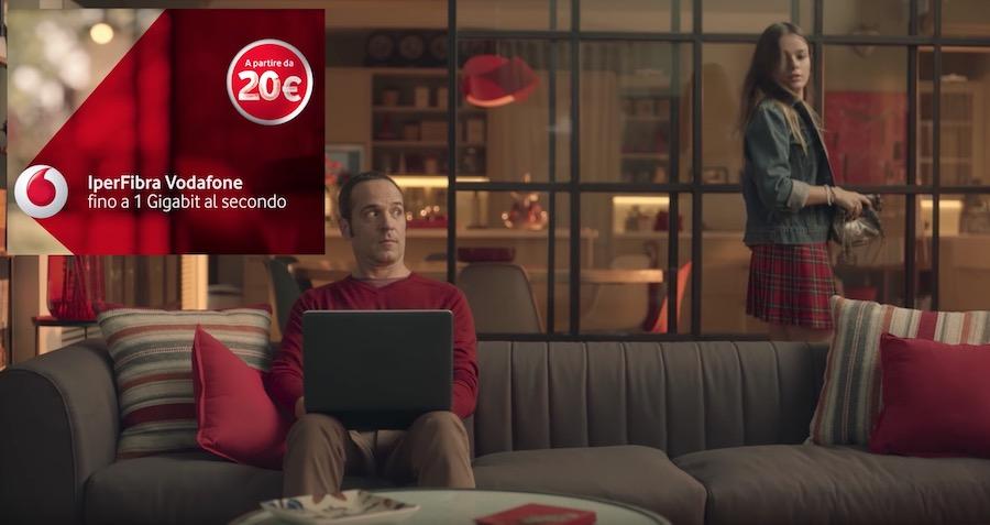 Canzone della Pubblicità Vodafone Iperfibra 2017, Spot Wi-Fi 99 disp.