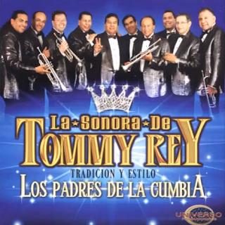 tommy rey los padres de la cumbia