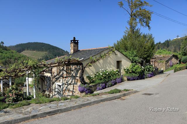 Casas de Taramundi, Asturias