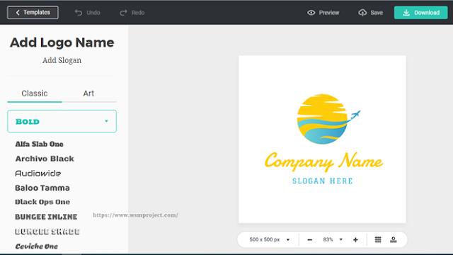 template-database-design-evo