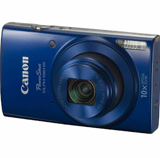Canon PowerShot Digital Camera Blue Buy Online At Amazon