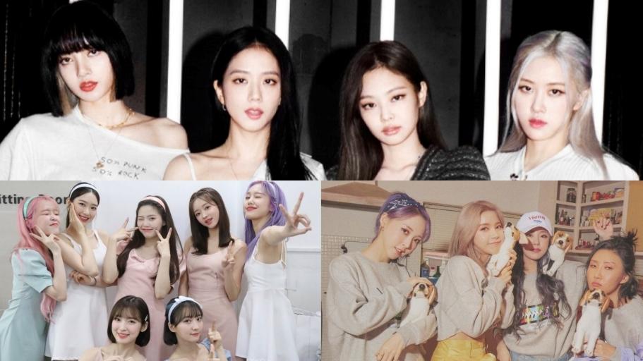 K-Pop Girl Group's Brand Reputation in October 2020