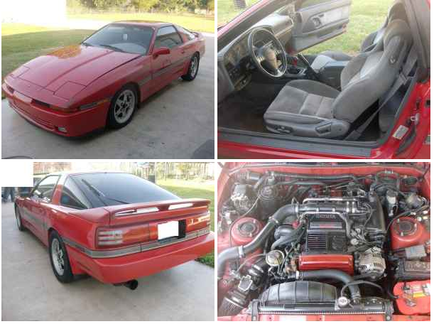 1989 Toyota Turbo Supra Targa Top – $6000 (Orlando) – Groosh's Garage