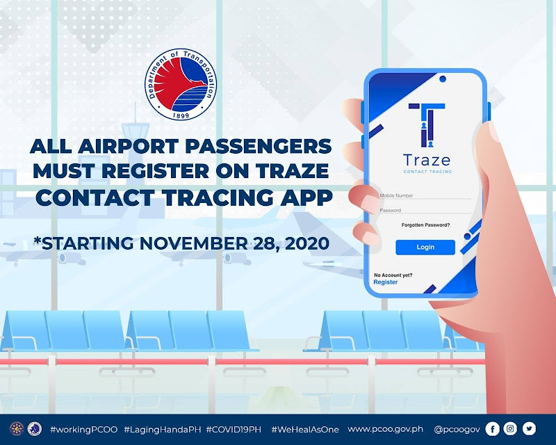 TRAZE APP Where to Download, How to Register, How to Activate and Use