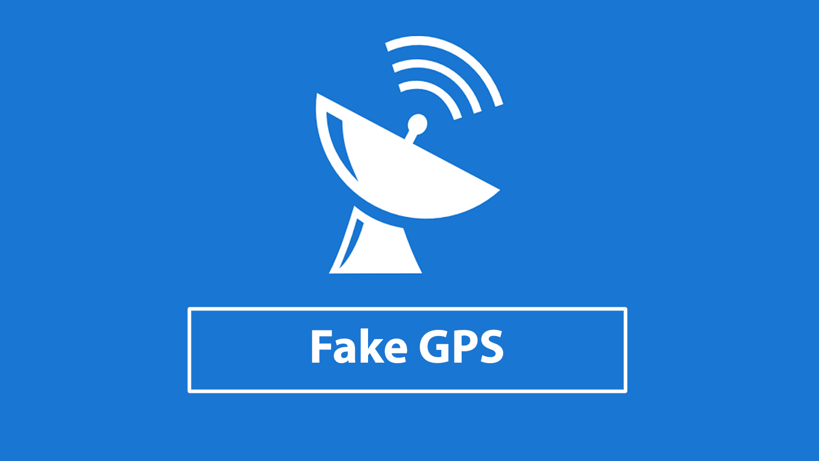 Fake GPS Controller APK Android