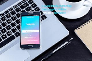 5 social media marketing tools to get a million Instagram followers