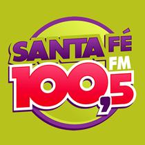 Ouvir agora Rádio Santa Fé FM 100,5 - Santa Fé do Sul / SP