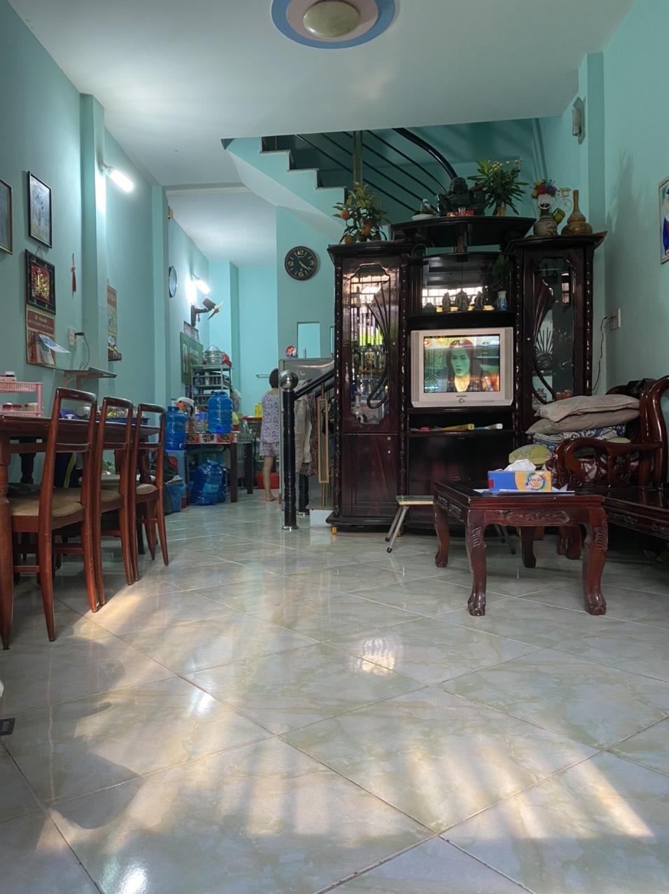 Bán nhà quận Bình Tân dưới 3 tỷ hẻm 4m Đường số 16A Bình Hưng Hòa A quận Bình Tân