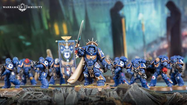 Marines Espaciales Warhammer 40,000 Apocalypse