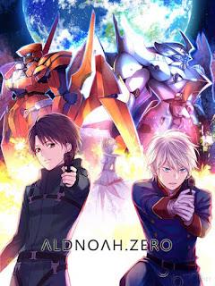 Hoả Tinh Đại Chiến Địa Cầu 2 - Aldnoah.Zero 2nd Season