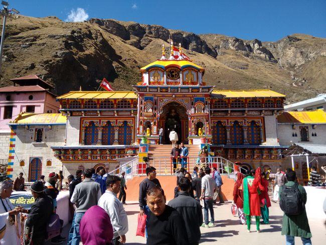 Sri Badrinath Temple
