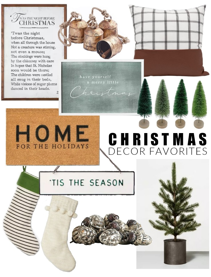 Budget-friendly Christmas decor for the perfect vintage-inspired vibe! #vintagechristmas #christmasdecor #christmas #holidaydecor #holidaydecorating