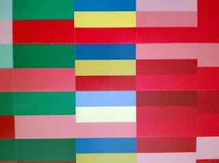 COMBINAZIONI DI COLORE CON IL ROSSO - blog artistah24 - accostamento del rosso con altri colori