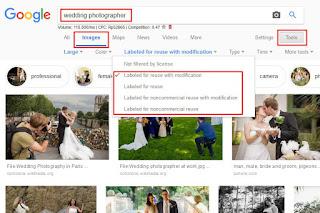 Solusi Aman Menggunakan Gambar di Google Secara Bebas