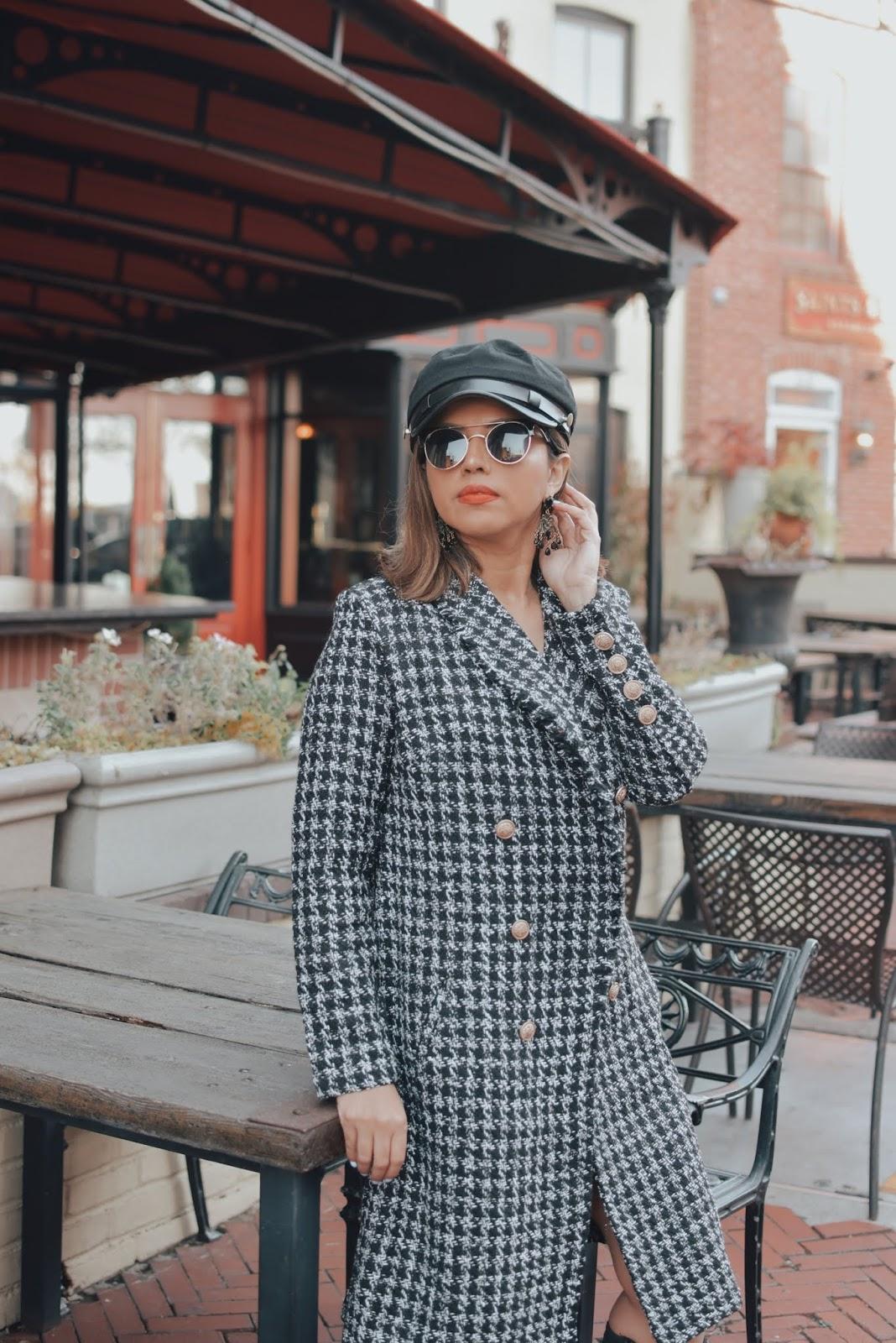Un Look Clásico Para El Día A Día -mariestilo-street wear-winter coat-winter style-moda-dcblogger-canal de mariestilo-