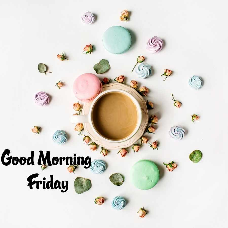 good morning images for friday