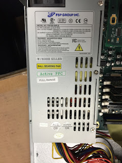 image of computer power supply