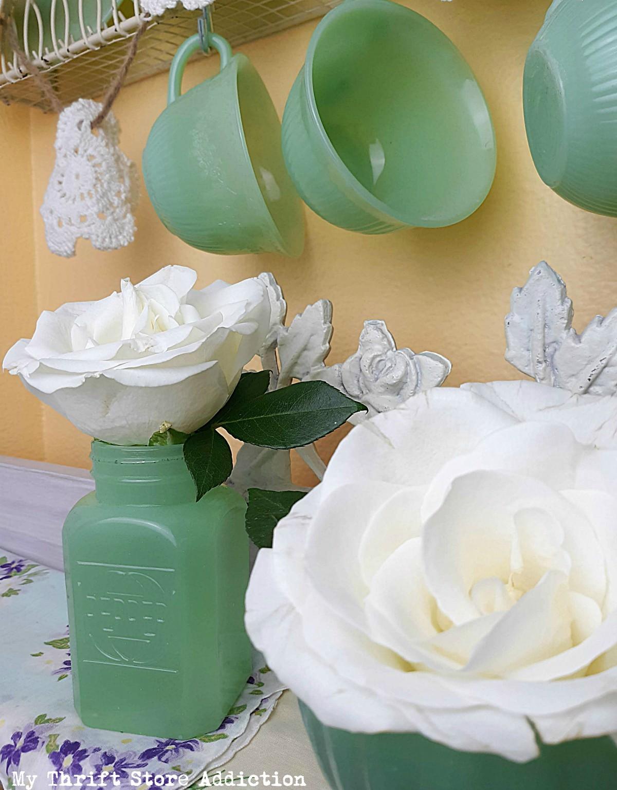 vintage jadeite