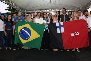 Professores finlandeses participam de Seminário Gira Mundo na Paraíba