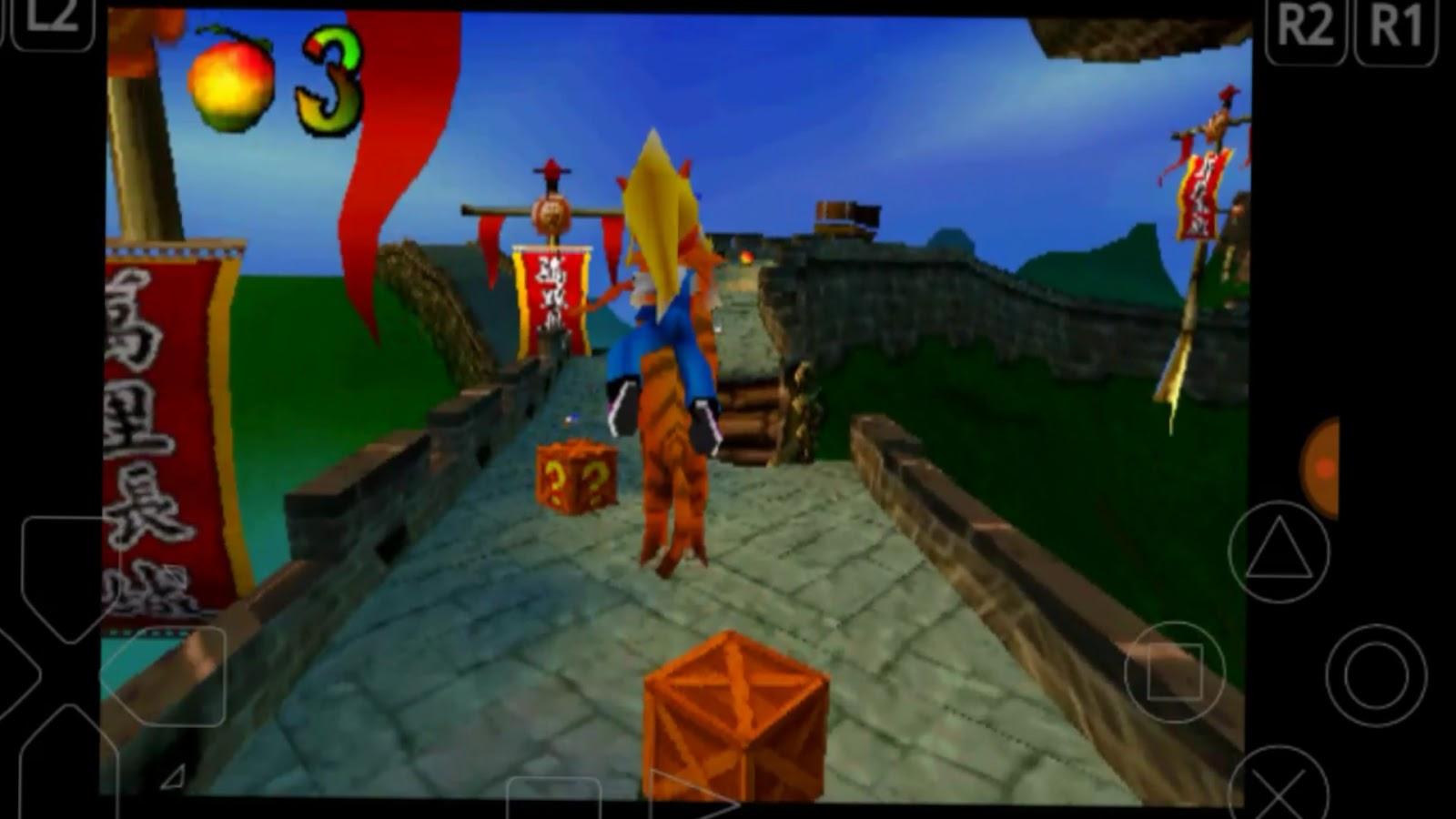 تحميل لعبة كراش Crash Bandicoot للأندرويد بدون محاكيبصيغة